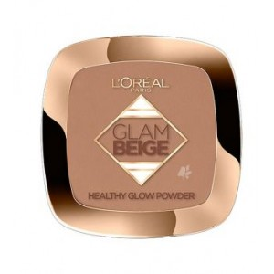 Loreal Glam Beige Compact Dark