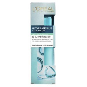Loreal Hydragenius Aloe Water Piel Mixta a Grasa 70ml
