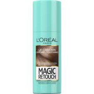 Loreal Magic Retouch Castaño