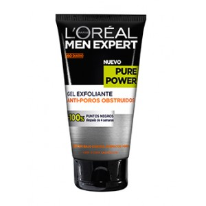 Loreal men Expert Pure gel Exfoliante 150ml