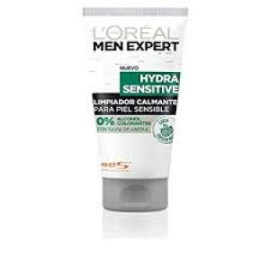 Loreal men gel limpiador Hydra Sensitive 150ml