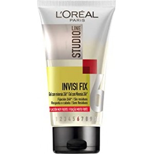 Loreal studio line invisible fix extrafuerte 150ml 0