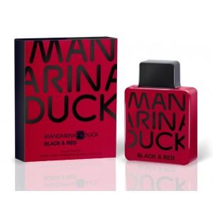 Mandarina Duck Black & Red EDT 100 Vaporizador 1