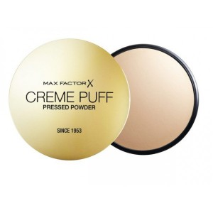 Max Factor Creme Puff Pressed Powder 42 Deep Beige