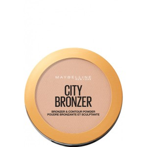Maybelline City Bronze Powder 250 Warm Medium 0