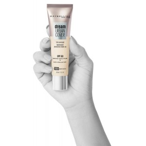 Maybelline Dream Urban Cover 100 Warm Ivory 1