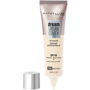 Maybelline Dream Urban Cover 100 Warm Ivory 0