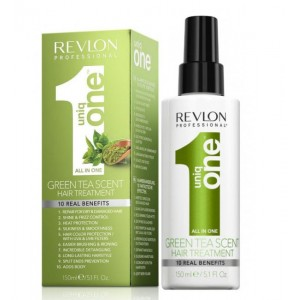 UNIQ ONE REVLON GREEN TEA SCENT HAIR TREATMENT 150 0