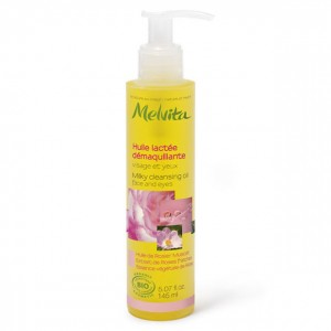 Melvita Rose Nectar Cleasing Oil 145ml