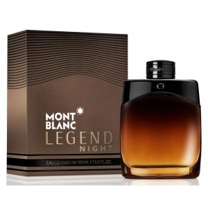 MONT BLANC LEGEND NIGHT edp 50 vaporizador 1