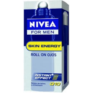 Nivea Men Q10 Skin Energy Ojos Rollon 10ml