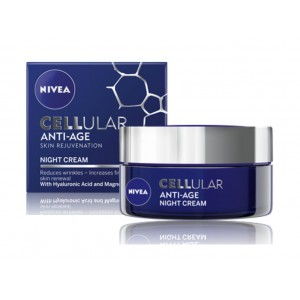 Nivea Cellular Anti Age crema Noche 50ml
