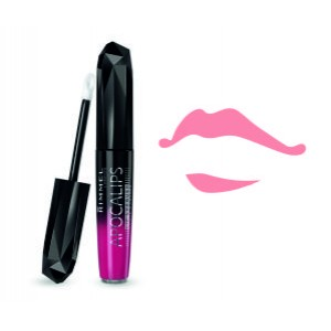 Rimmel Labial Apocalips Lip Lacker 100 Phenomenon