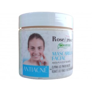 Rose&rose mascarilla facial antiacné 200ml 0