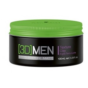 Schwarzkopf Men 3D MENSION cera texturizante 100 ml