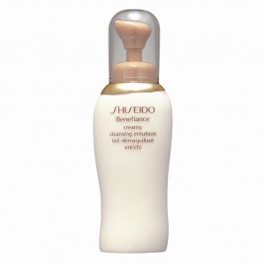 Shiseido benefiance creamy cleasing emulsion 200ml 0