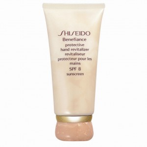 Shiseido benefiance protective hand revitalizer 75ml