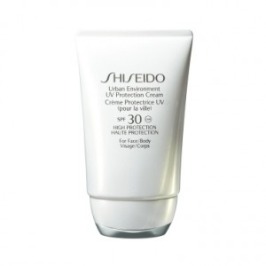 Shiseido Bronceador Urban Environement SPF 30 cream 50ml