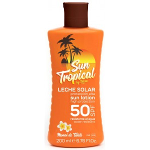 Sun Tropical Leche Solar SPS 50 200ml