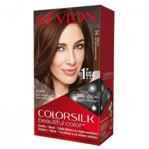 Tinte Revlon ColorSilk 37 Chocolate