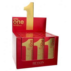 UNIQ ONE PACK 12 REVLON ALL IN ONE HAIR TREATMENT 150