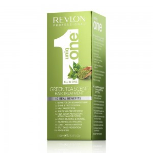 UNIQ ONE REVLON GREEN TEA SCENT HAIR TREATMENT 150 2