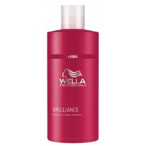 Wella Champú Brillance color cabello normal/fino 500ml 0