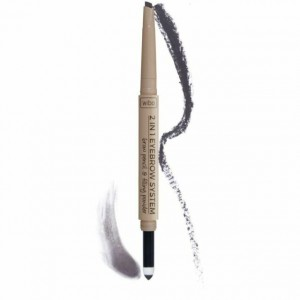 Wibo 2in1 Eyebrow Pencil 02 0
