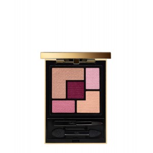 YSL Sombra Couture Palette 09