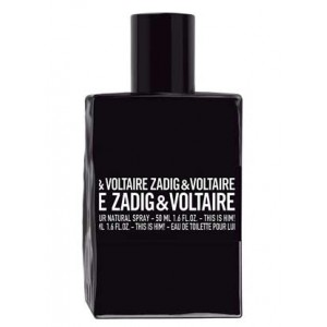 Zadig&Voltaire This is Him edt 100 vaporizador