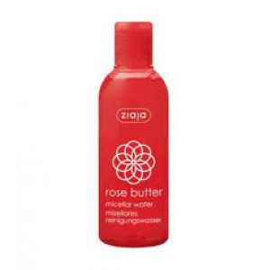 Ziaja Rose Butter Sensitive Agua Micellar 200ml 0
