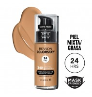 Revlon Colorstay MakeUp Oily - Revlon colorstay makeup oily 340 early tan