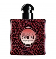 Yves Saint Laurent Black Opium Baby Cat 50