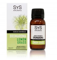 Ambientador s&s brumaroma lemon grass 50ml