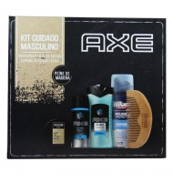 Axe kit cuidado masculino ice chill