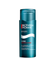 Biotherm homme T-Pure Gel Anti-Oil & Shine - Biotherm homme t-pure gel anti-oil & shine 50ml
