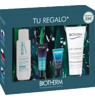 Regalo Biotherm Caja 4 productos Blue Therapy