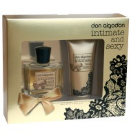 Colonia Don Algodon Intimate And Sexy spray 100ml