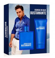 Colonia Esencia In Blue Bustamante Estuche100ml