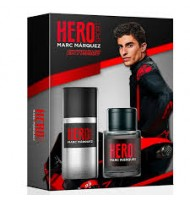 Colonia Hero Sport Extreme Marc Márquez estuche 100ml
