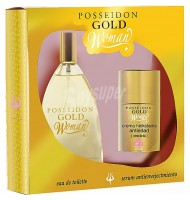 Colonia Poseidon Gold Woman 150ml Estuche
