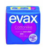 Evax cottonlike normal alas 16und
