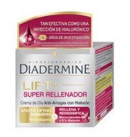Diadermine lift super rellenador anti-arrugas día