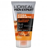 Loreal men gel limpiador hydra energetic 100ml
