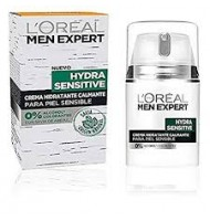 LOREAL - Loreal men hydra sensitive 50ml