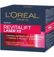 Loreal revitalift laser x3 crema intensiva día anti-edad 50ml
