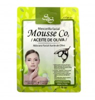 Mascarilla Facial S&S Mousse Co2 Aceite de Oliva