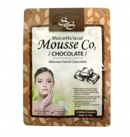 Mascarilla Facial S&S Mousse Co2 Chocolate