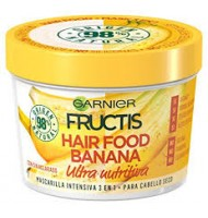 Mascarilla fructis hair food banana 390ml