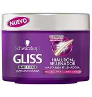 GLISS - Mascarilla Gliss Hialurón + Rellenador 200ml